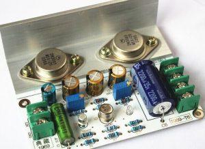 تقویت کننده (Amplifier) کلاس A — به زبان ساده