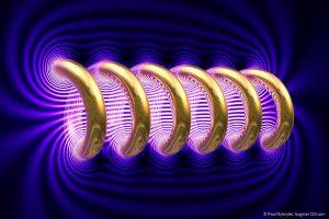 القای الکترومغناطیسی (Electromagnetic Induction) — از صفر تا صد (+ دانلود فیلم آموزش گام به گام)