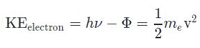 Kinetic-energy-electron