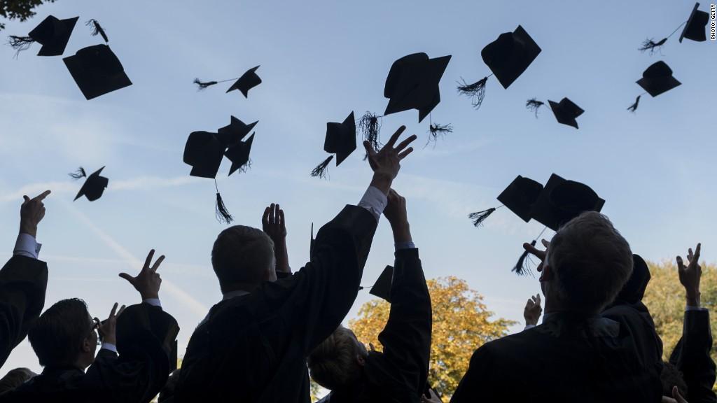 مدرک دانشگاهی و استخدام