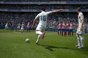 استفاده از Deep Q-learning در FIFA 2018 برای بهینه سازی ضربه آزاد