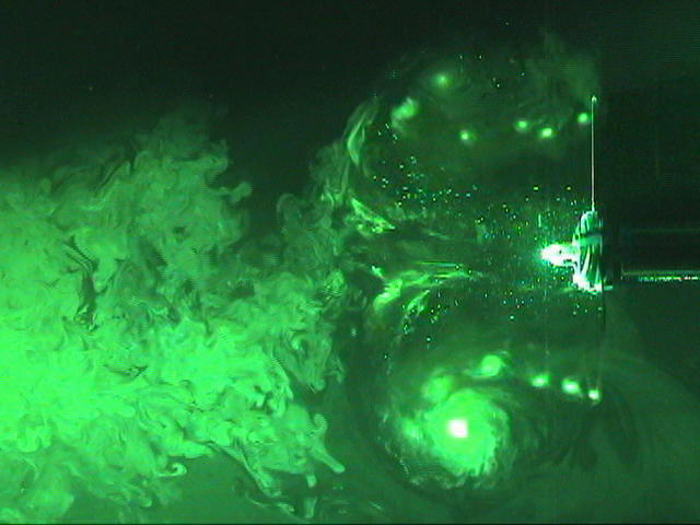 PIV سرعت سنجی تصویری ذرات