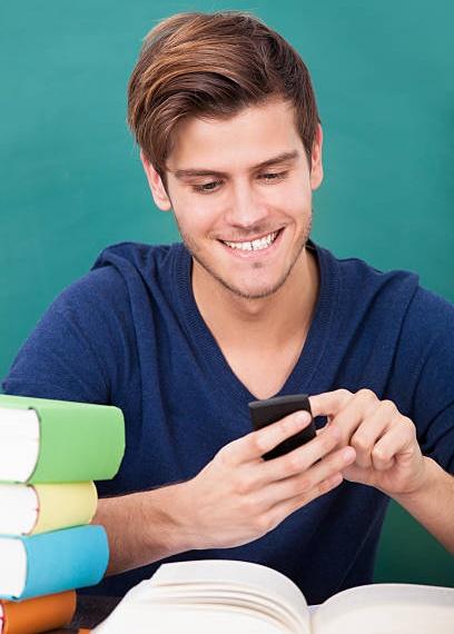 کار با برنامههای موبایل