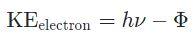 electron-kinetic-energy