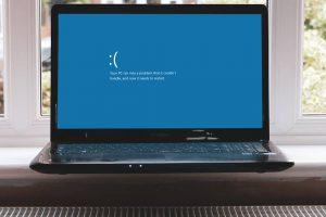 رفع مشکل نمایش صفحه آبی مرگ ویندوز با خطای Machine Check Exception