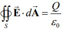 gauss-electric-field