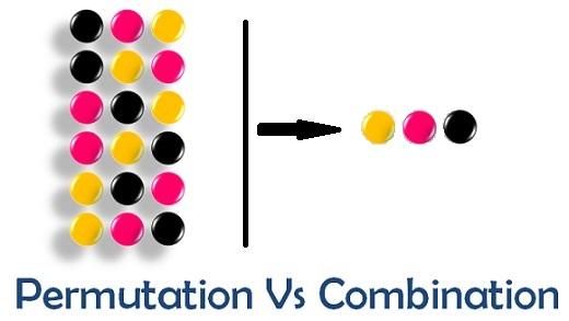 permutation-vs-combination