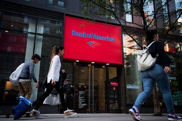 بَنک آو اَمِریکا (Bank of America)