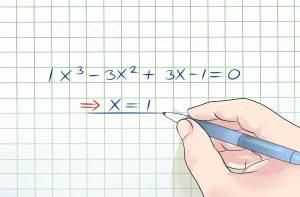 حل معادله درجه ۳ — به زبان ساده (+ دانلود فیلم آموزش گام به گام)