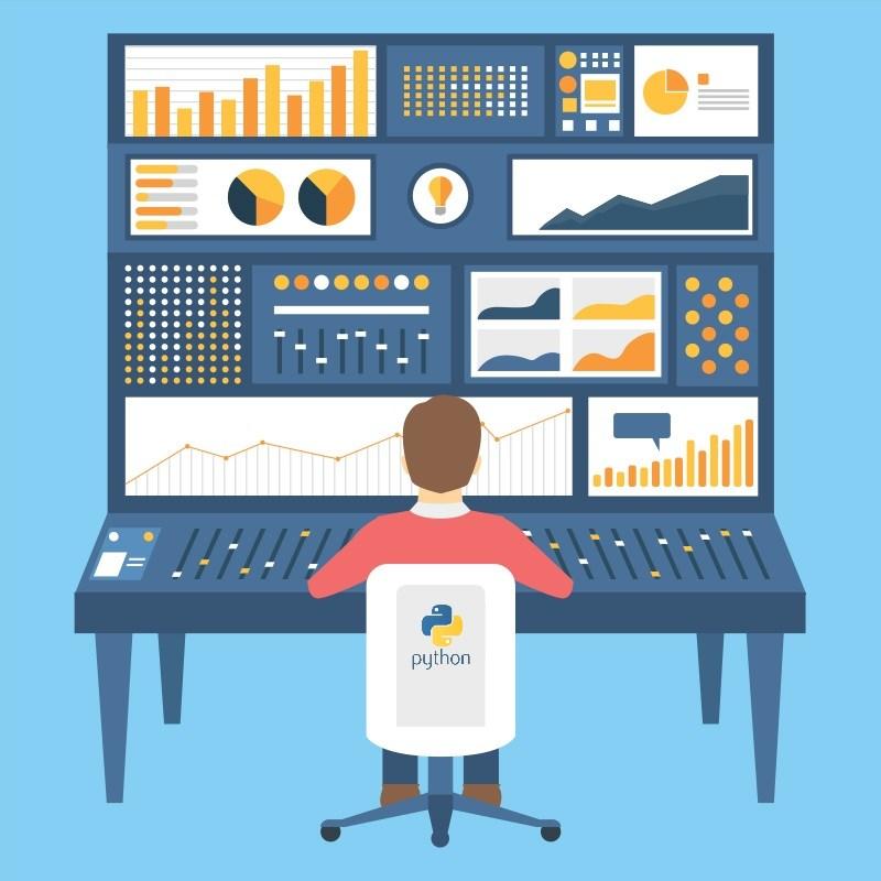 پایتون و بصریسازی دادهها