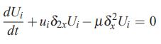 معادله نفوذ و جابهجایی