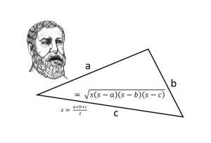 فرمول هرون — به زبان ساده