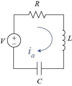 مدار RLC سری
