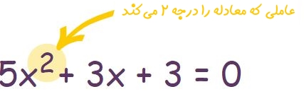 Second-order-equation