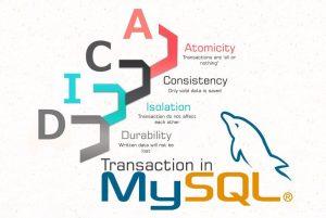 تراکنش ها (Transactions) در MySQL — راهنمای جامع