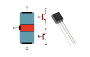 ترانزیستور چیست ؟ | تعریف، نماد و کار ترانزیستور — به زبان ساده (+ فیلم آموزشی)