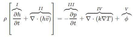 معادله انرژی