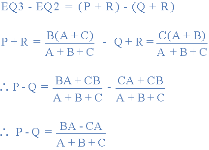 معادلات ستاره مثلث