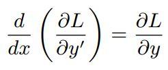 Euler-Lagrange