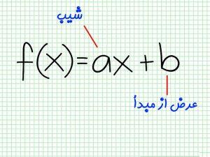 معادله خط — به زبان ساده