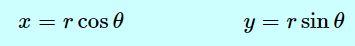 polar-coordinate