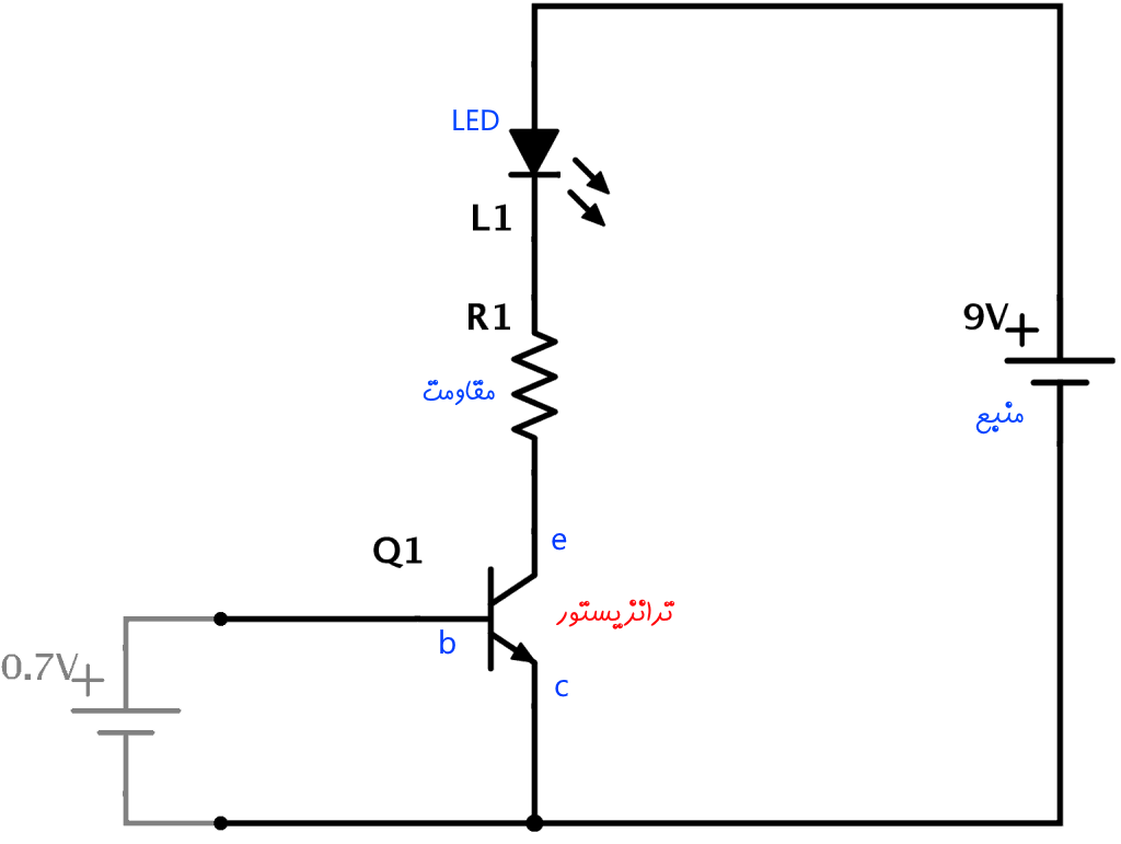 transistor-circuit