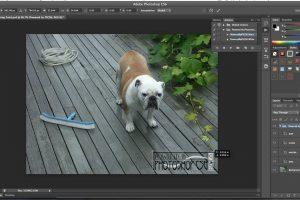 درج خودکار واترمارک روی تصاویر با فتوشاپ (+ دانلود فیلم آموزش گام به گام)