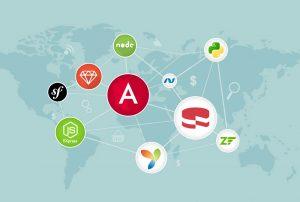 ۱۲ فریمورک وب که توسعه دهندگان باید در سال ۲۰۱۸ بیاموزند