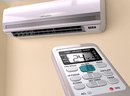 سیستم سرمایش در تهویه مطبوع HVAC