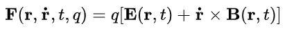 Lorentz-force