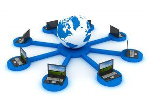 انواع شبکه های کامپیوتری — راهنمای جامع