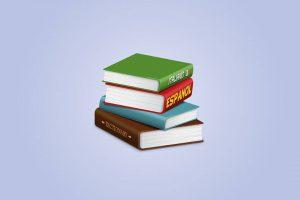 طراحی پشته ای از کتاب ها در ایلاستریتور  – آموزش گام به گام