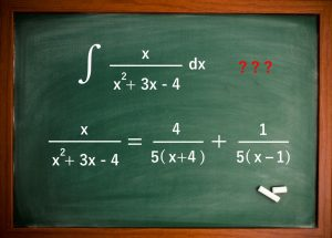 انتگرال گیری به روش کسرهای جزئی — از صفر تا صد