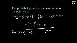 متغیر تصادفی و توزیع دو جمله ای منفی — به زبان ساده