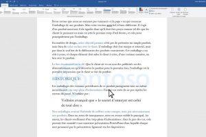 قرار دادن متن روی تصویر در Word – آموزش گام به گام