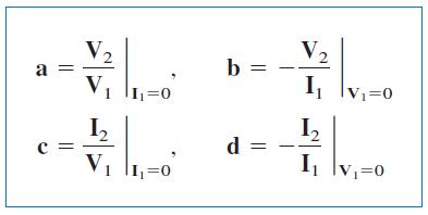پارامترهای t