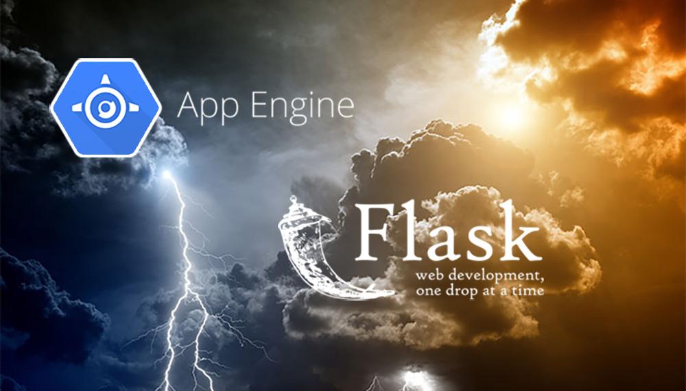 ساخت وب اپلیکشن با فلسک (Flask) و Google App Engine – به زبان ساده