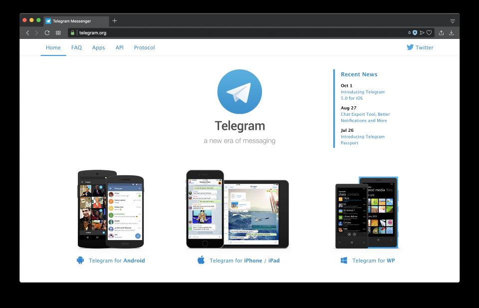 telegram.org