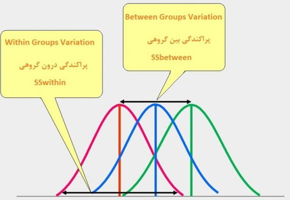 Between-Group Within-Group variation