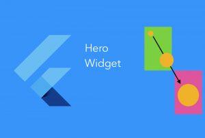 ویجت Hero در گوگل فلاتر (Flutter) — از صفر تا صد