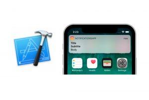 پوش نوتیفیکیشن (Push Notification) در iOS با استفاده از Swift — به زبان ساده