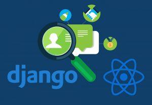 ساخت یک CRM مقدماتی با Django و React روی اوبونتو ۱۸.۰۴ — از صفر تا صد