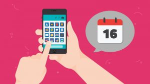 آموزش اپلیکیشن Calendar در گوشی های آیفون – آموزک [ویدیوی آموزشی]