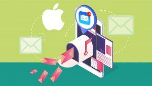 آموزش اپلیکیشن Mail در گوشی های آیفون – آموزک [ویدیوی آموزشی]