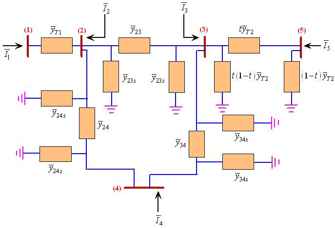 مدار معادل شکل ۷