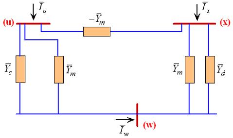 مدار معادل با یک گره مشترک