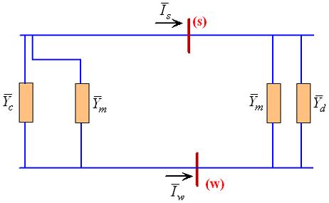 مدار معادل با دو گره مشترک