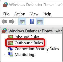 باز کردن پورت در فایروال ویندوز