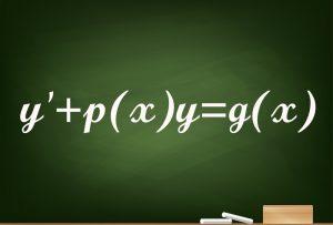 معادله دیفرانسیل خطی — از صفر تا صد
