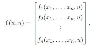 تعریف تابع